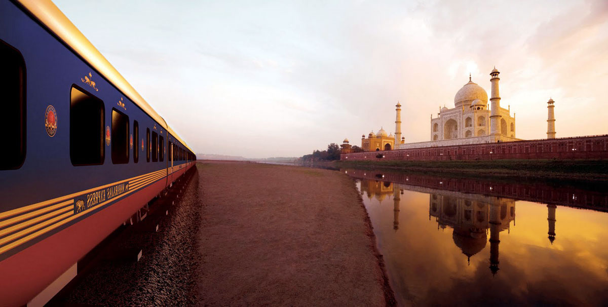 top tourist trains in india