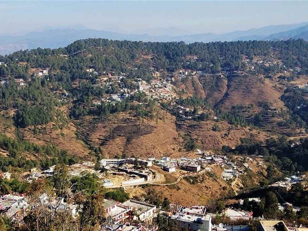 Wildlife Sanctuary at Almora