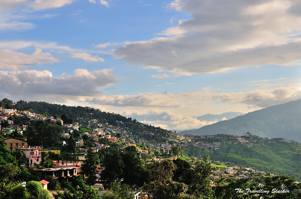 Almora North India Honeymoon