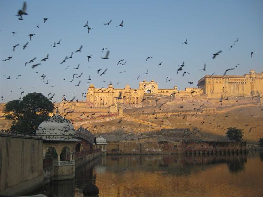 Amer Fort Tourist Place