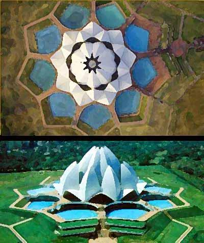 Bahai-Temple-Delhi