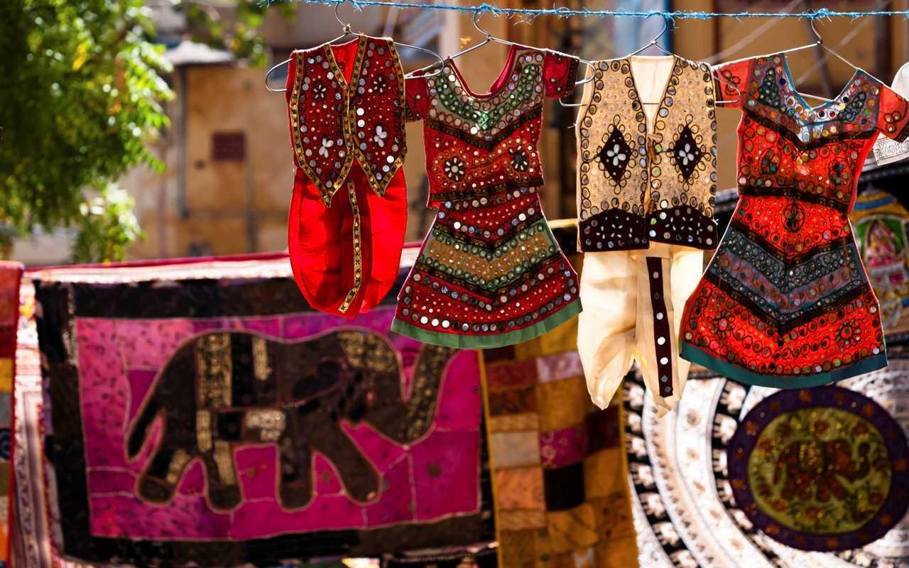 Shopping Markets in Jaipur