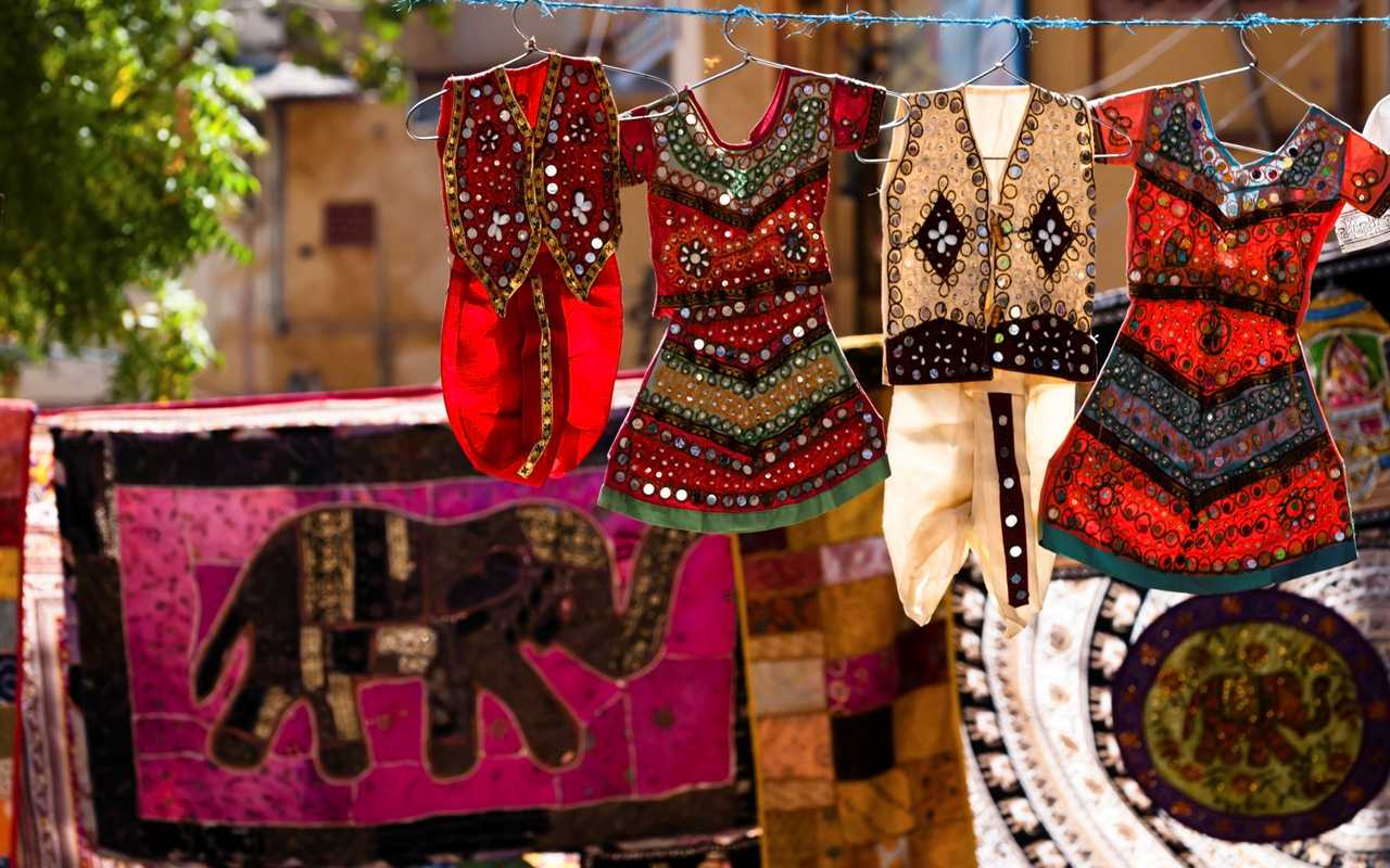 Shopping Markets in Jaipur