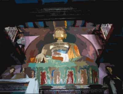 Buddhist-Monasteries