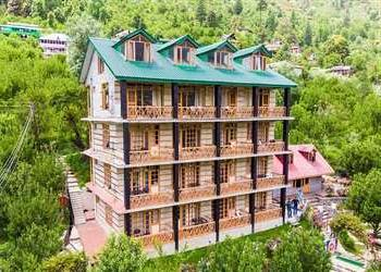 Budget Resort in Manali @ Rs 3,900/-