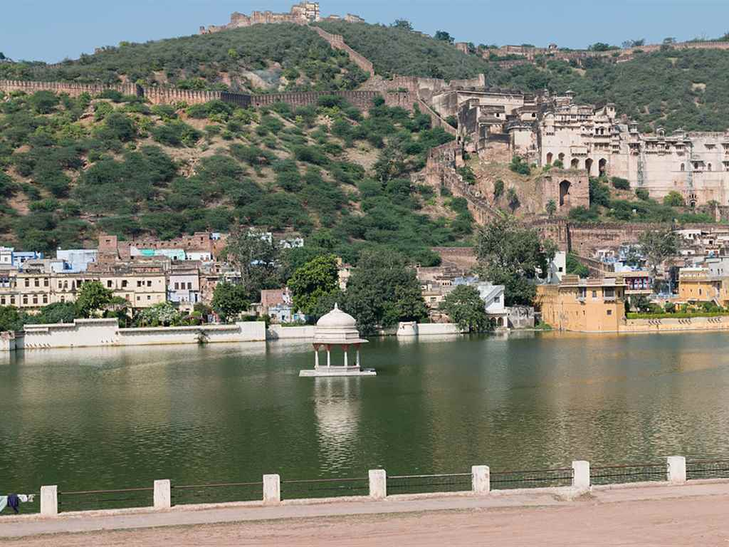 Offbeat Backpacking Destination Bundi