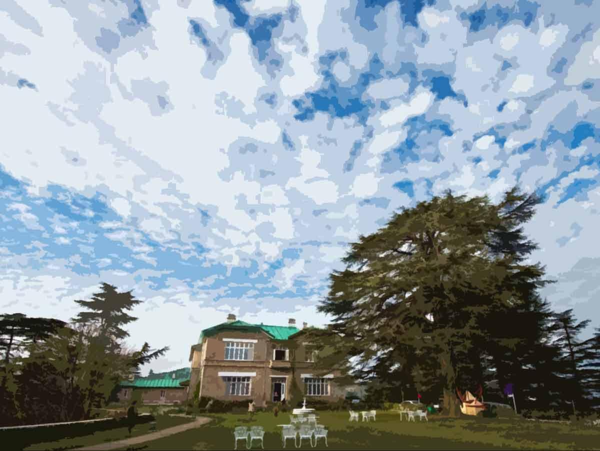 Chail Shimla Himachal Pradesh