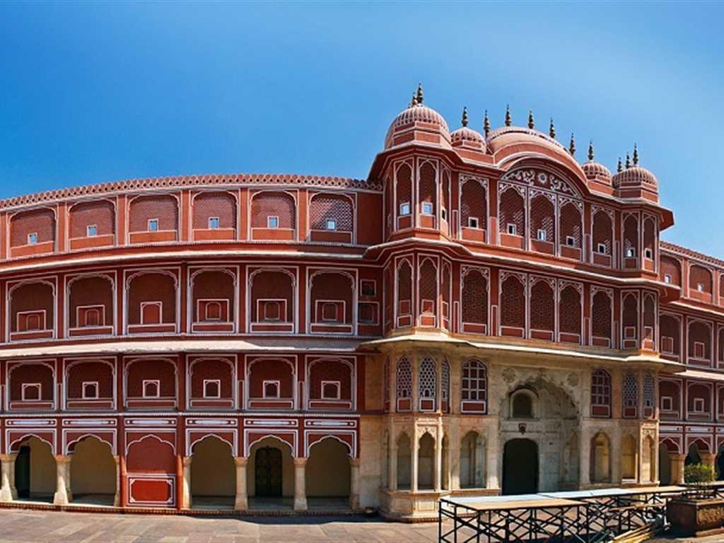 City Palace Tourist Place