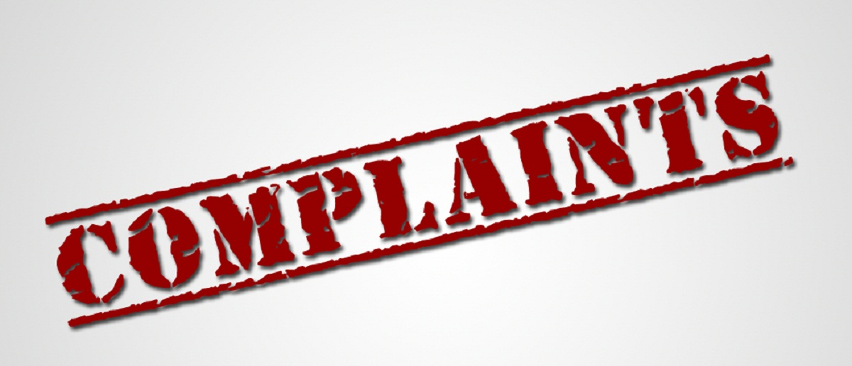 Complaints and Reviews