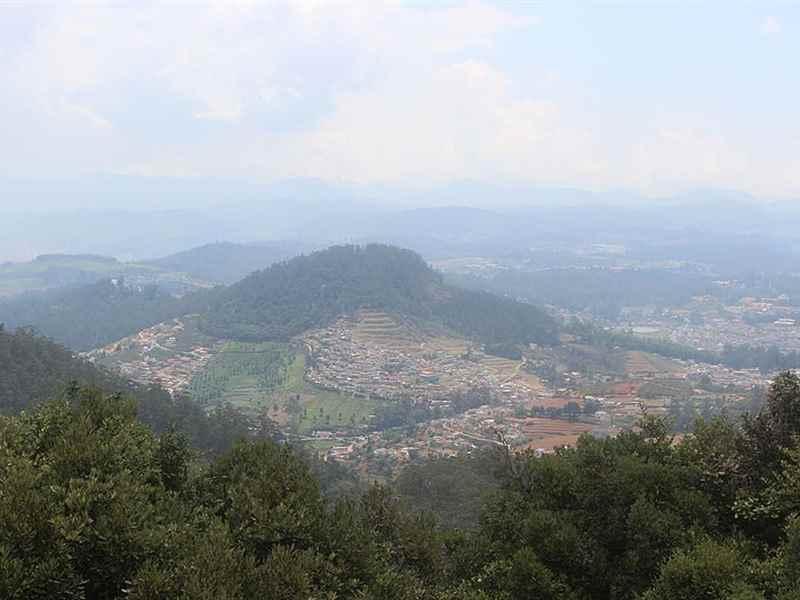 Doddabetta peak Ooty