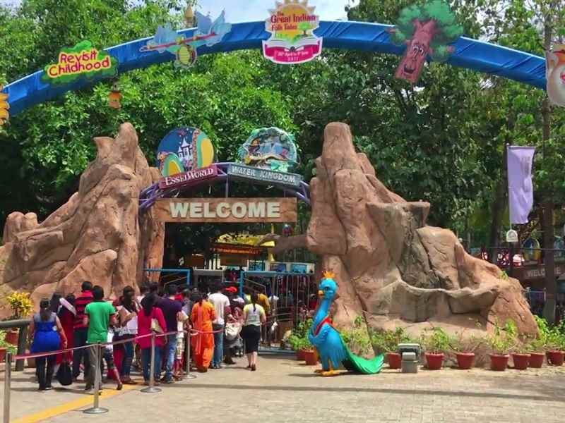 Essel World Bignite New Year