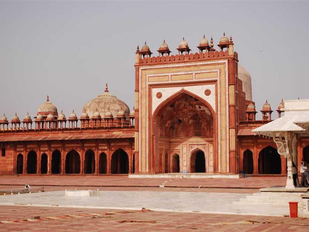 Fatehpur Sikri Tourist Place