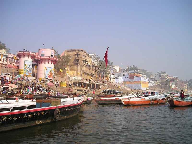 Ganges Heritage Cruise Ride in India