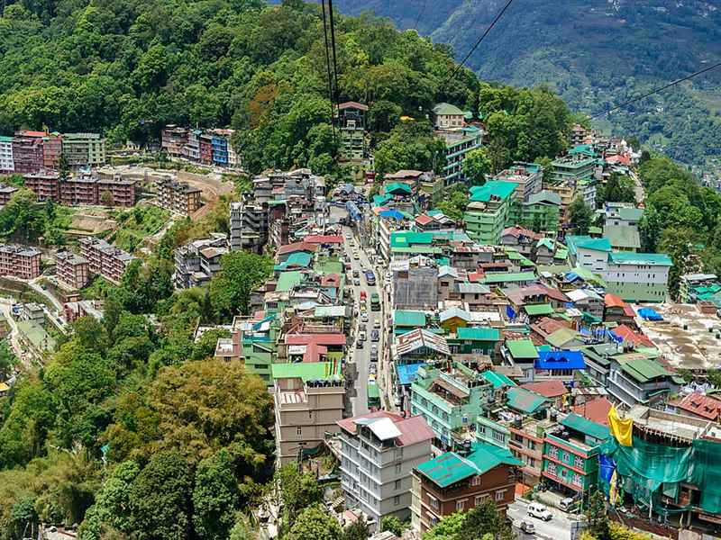 Gangtok New Year 2020