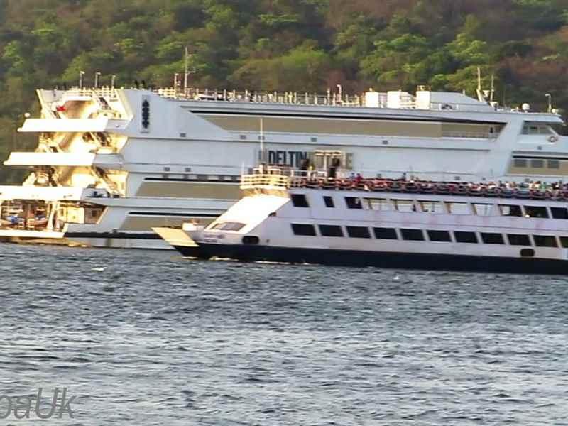 Goa Cruise Ride in India