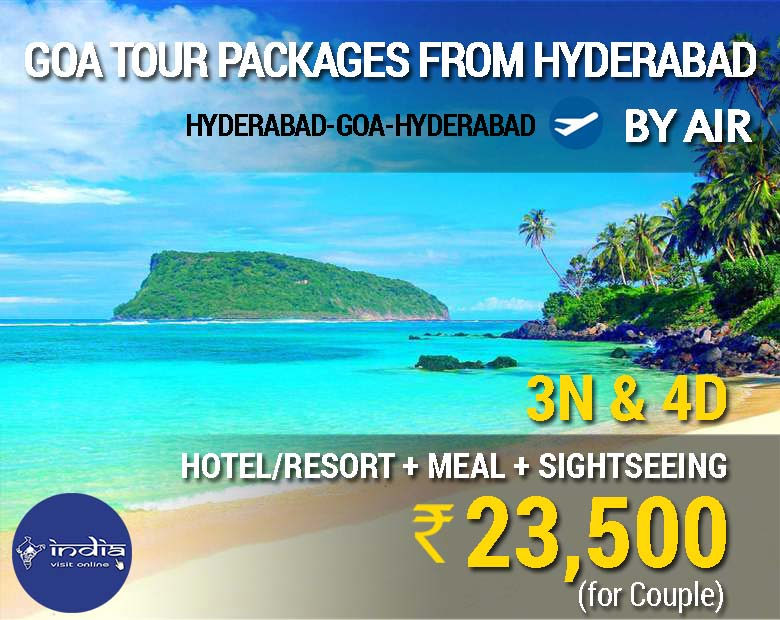 Goa-Packages-from-Hyderabad