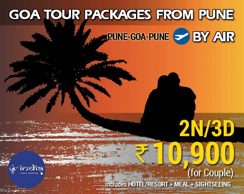 Goa-Packages-from-Pune