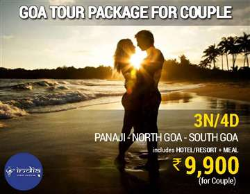 Goa Tour Packages for Couple
