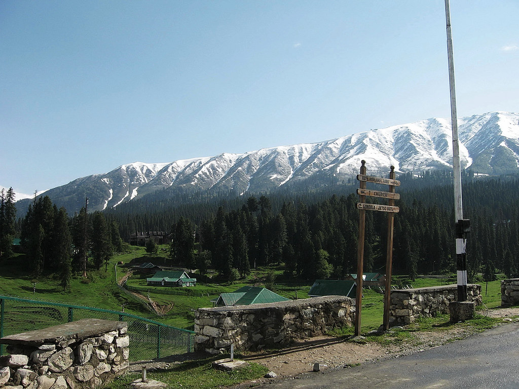 Gulmarg North India Honeymoon