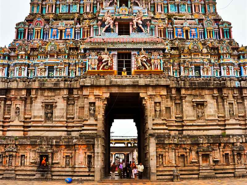 Kumbakonam Temple Thanjavur