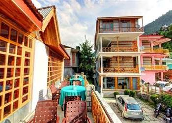 3 Star Hotel in Himachal @ Rs 4,500/-