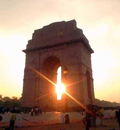 India-Gate-Amar-Jawan