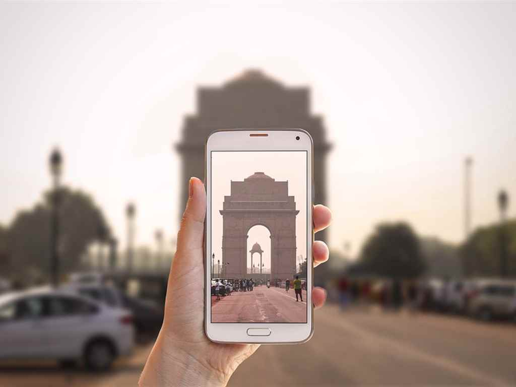 India Gate Tourist Place