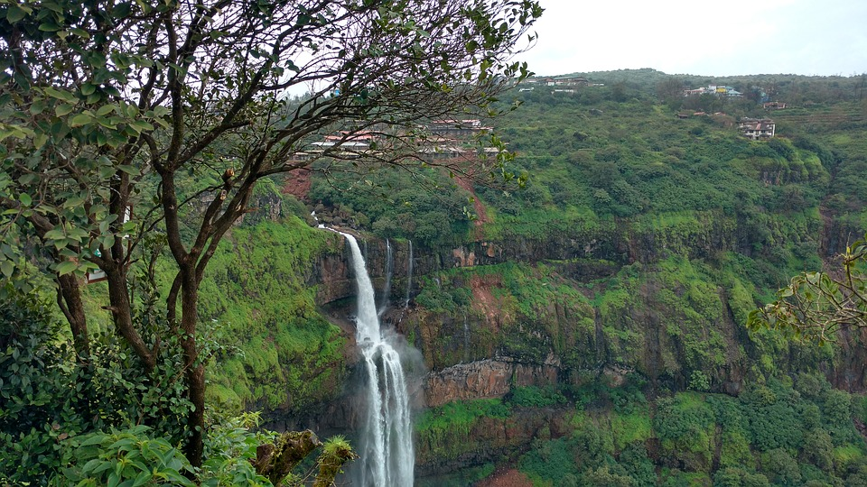 Panchgani Waterfall