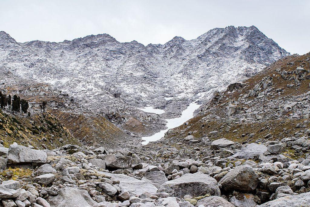 Indrahar Pass Trek (Himachal Pradesh)