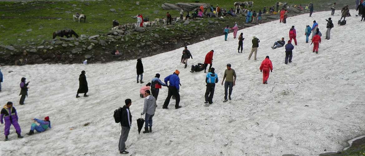 Shimla Kullu Manali Tour Package from Jaipur