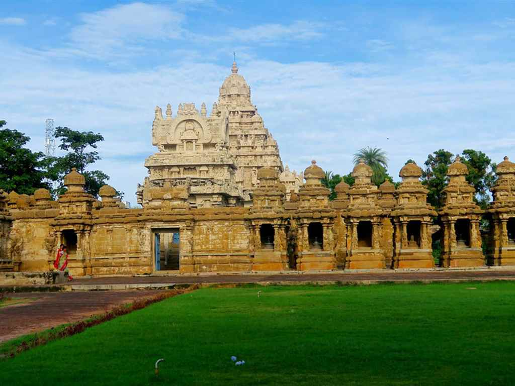 Kanchipuram sightseeing tour