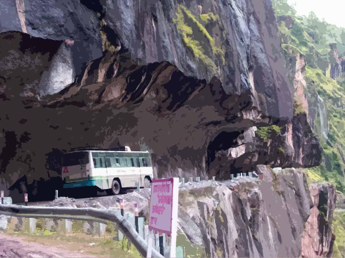 Kalpa Valley Kinnaur Himachal Pradesh