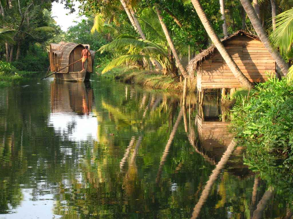 Kerala Honeymoon in 2019