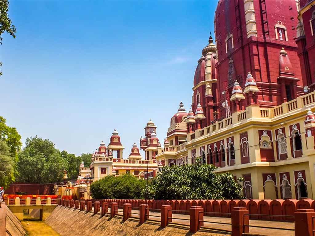 Temple Tour Delhi