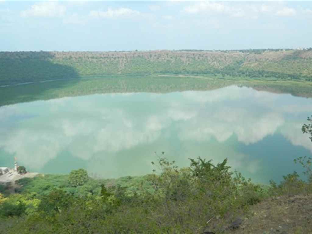 Lonar Crater Offbeat Place