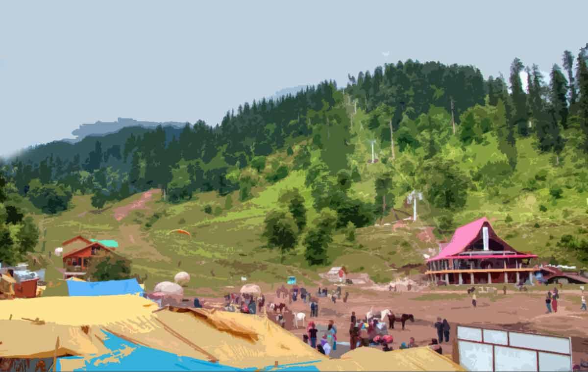 Manali Hill Station Himachal Pradesh