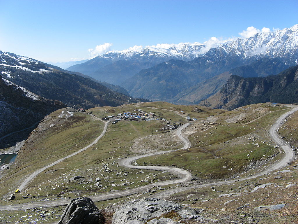 Manali to Rohtang Pass Road Trip