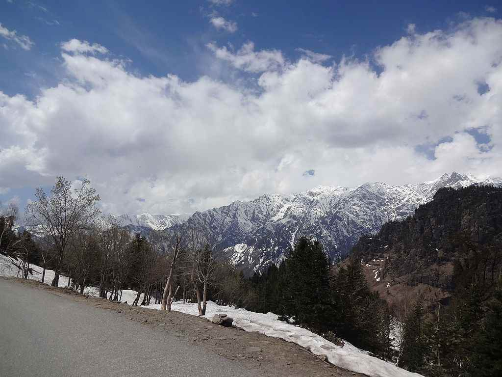 Manali Winter Holiday