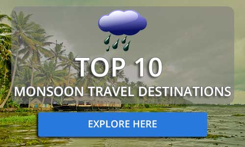 Monsoon Travel Destinations in India