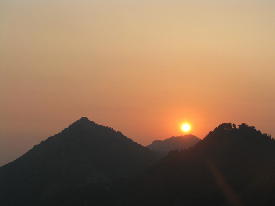 Mussoorie Summer Holidays in India