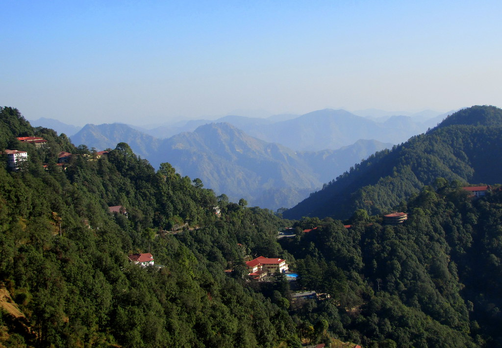 Mussoorie North India Honeymoon