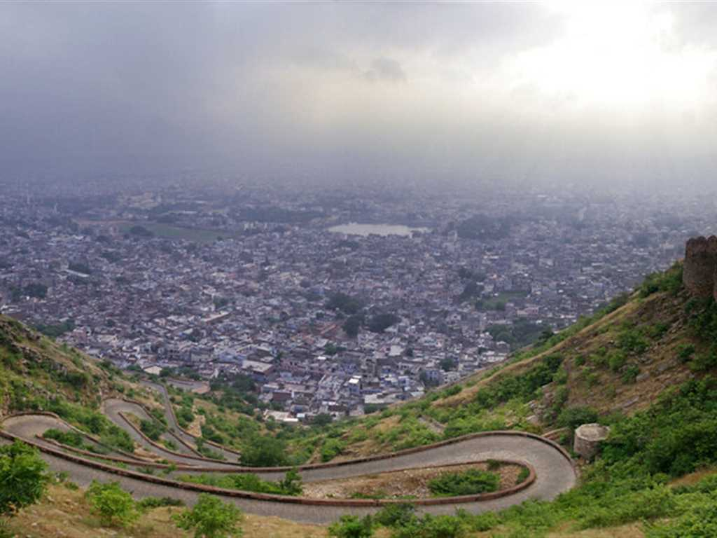 Nahargarh Fort Tourist Place