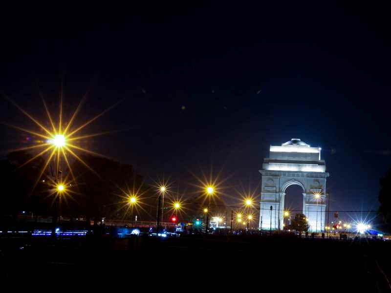 Delhi New Year 2020