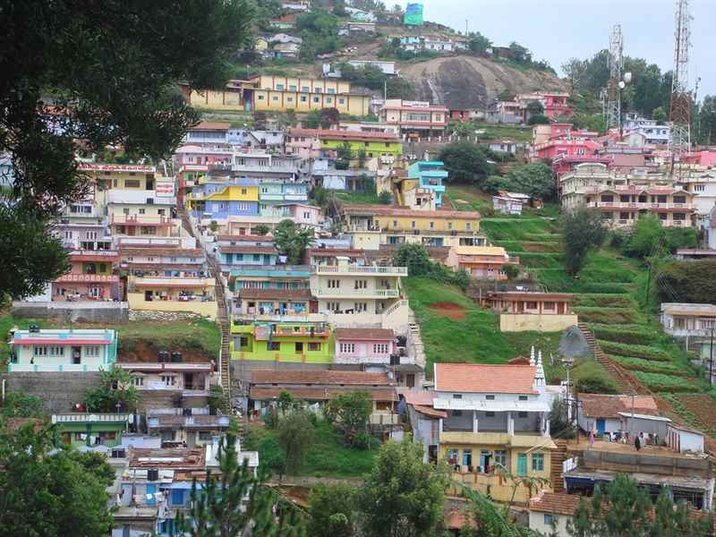 The Queen of Hill Stations Ooty