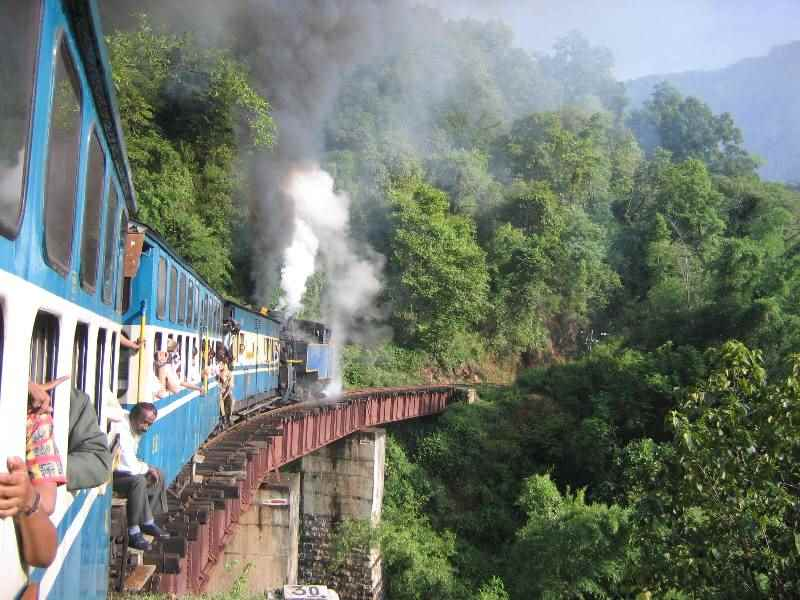 Ooty mountain railway