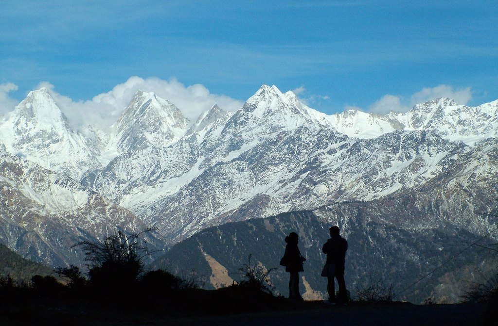 Trekking in Munsiyari
