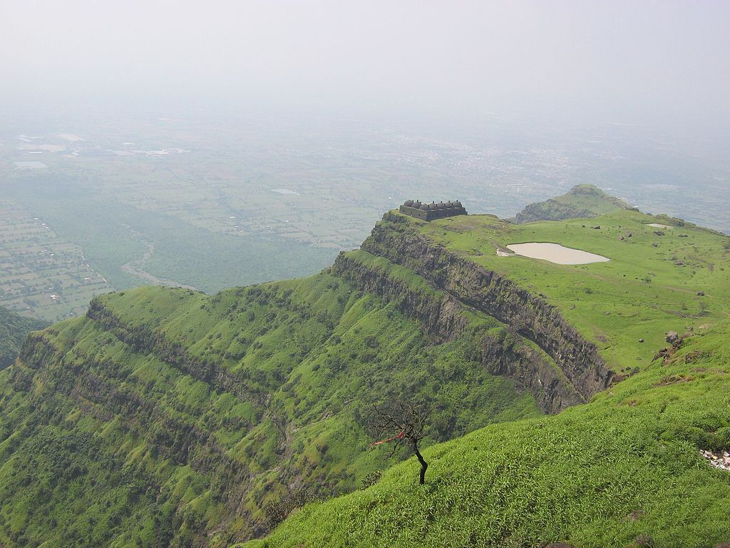 Paragliding in Pavagadh