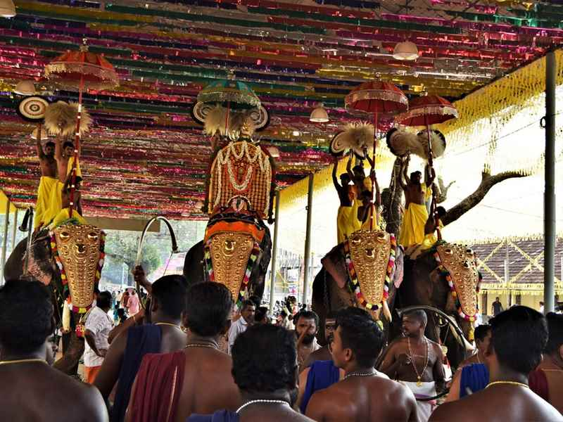 Pooram Festival- Witness the Culture of Kerala