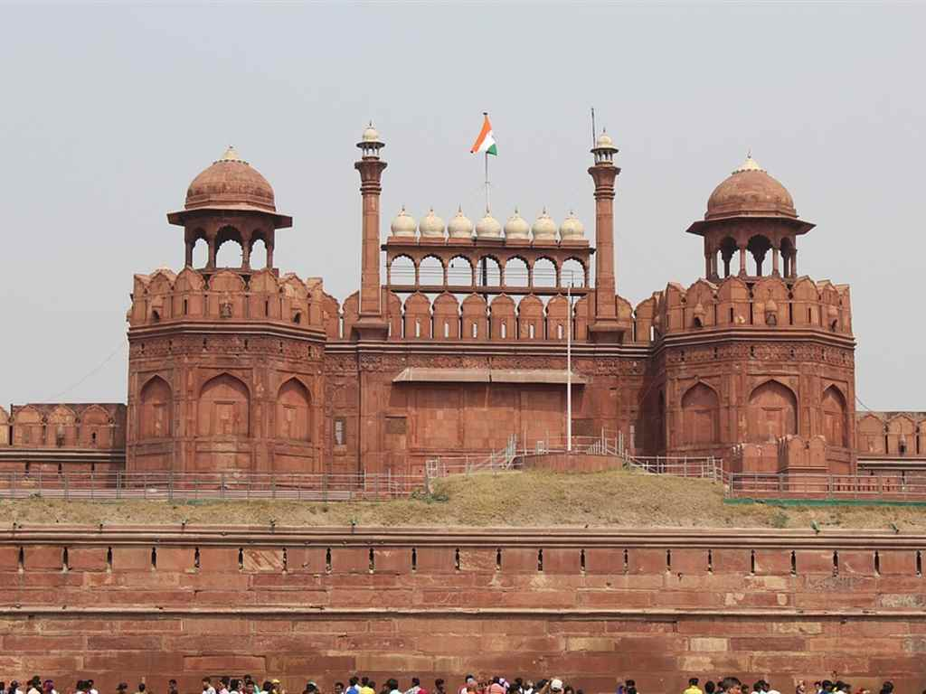 Red Fort Tourist Place