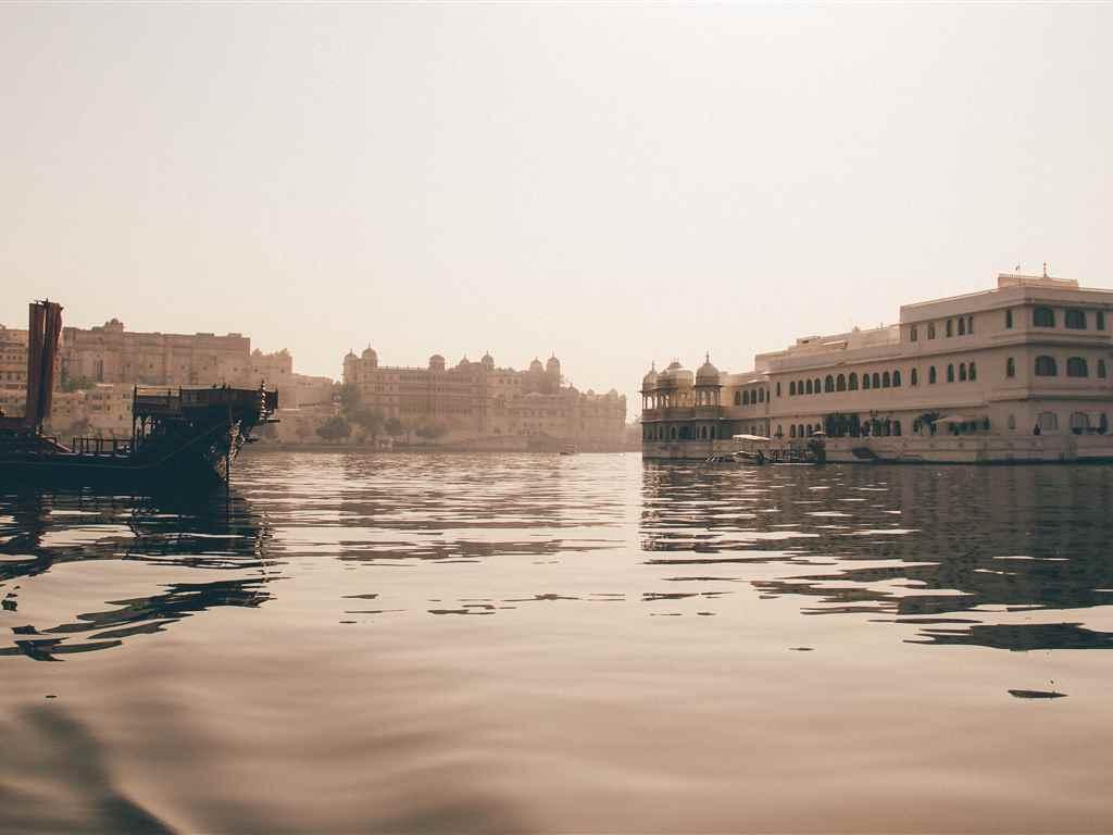 Udaipur Romantic Places in India